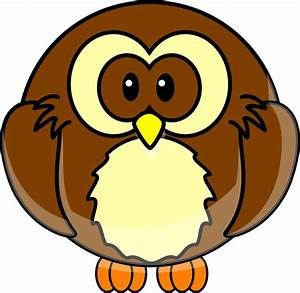 Spectacled Owl Clip Art at Clker.com - vector clip art ...