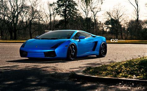 Blue Cars Lamborghini Vehicles Tuning Wheels Lamborghini
