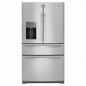 Shop Whirlpool Gold 26.2-cu ft 4-Door French Door ...