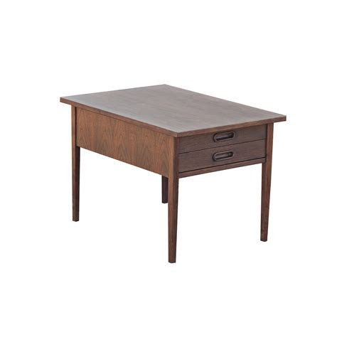 mid century accent table mid century modern side end table ebay