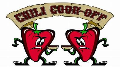 Chili Cook Clip Cookoff Clipart Church Lions