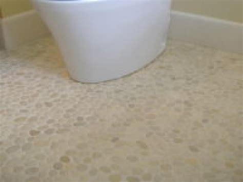Fresh Choices In Bathroom Flooring Hgtv