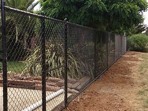 Residential Chain Wire/Mesh Fencing | Wright Contracting