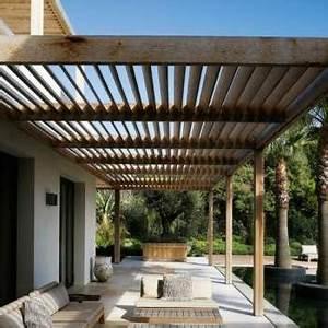 Pergola Holz Modern : terrassen berdachung aus holz k mmern sie sich um die ~ Michelbontemps.com Haus und Dekorationen