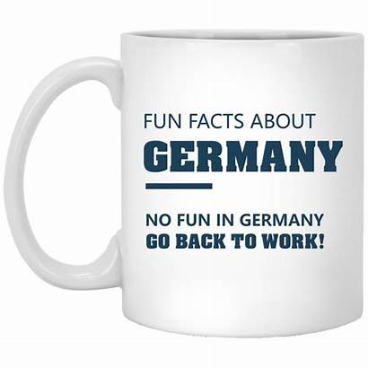 Germany Facts Fun Coffee Mug Freedomdesign