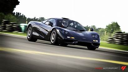 Forza F1 Mclaren Motorsport Games Blur Desktop