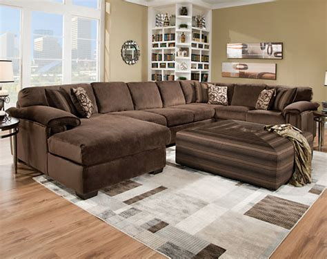 American Freight Sofa Tables by Rhino Beluga Sectional Modern Sectional Sofas
