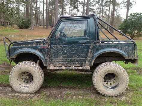 suzuki samurai rock crawler samurai rock crawler for sale