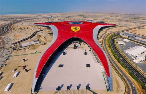 Ladies and gentlemen…the fastest roller coaster in the world. F1: Ferrari's Formula Rossa World's Fastest Roller Coaster at 150mph (VIDEO + PHOTOS) - Racing News