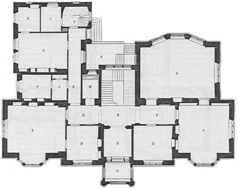 Gothic Mansion Floor Plans Homedesignpictures