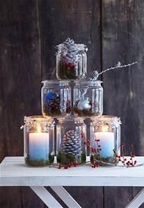 Weihnachtliche Deko Ideen : die 25 besten ideen zu weihnachts einweckgl ser auf pinterest einmachglas weihnachten ~ Markanthonyermac.com Haus und Dekorationen