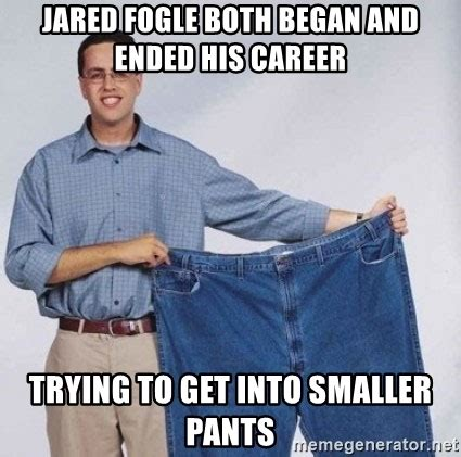Jared Fogle Memes - related keywords suggestions for jared subway meme