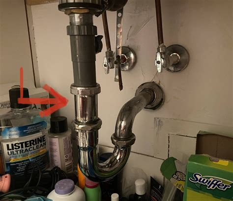 i need to replace the trap my bathroom sink but what