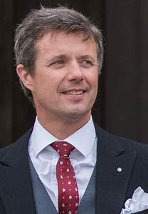 Frederik  Crown Prince Of Denmark