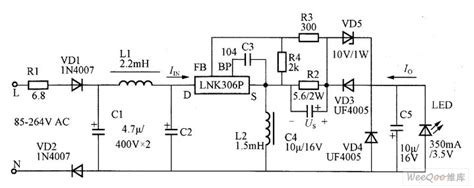 Positive Buck Boost Type Led Constant Current Driver