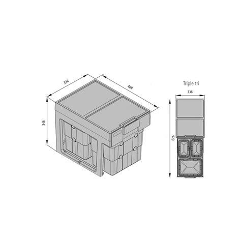 poubelle de cuisine automatique 30 litres poubelle cuisine encastrable 30 litres collection