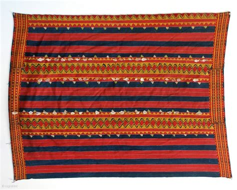 philippines kalinga womans cotton wrap  skirt