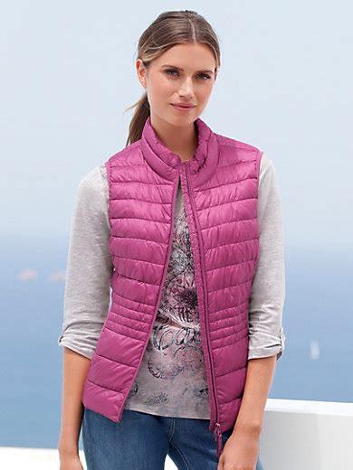 betty barclay daunen steppweste pink