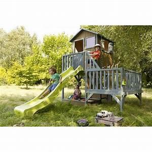 Maisonnette En Bois Castorama : maisonnette en bois tour castorama kid garden project ~ Dailycaller-alerts.com Idées de Décoration
