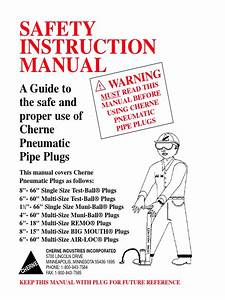 Safety Instruction Manual  A Guide To The Safe And Proper