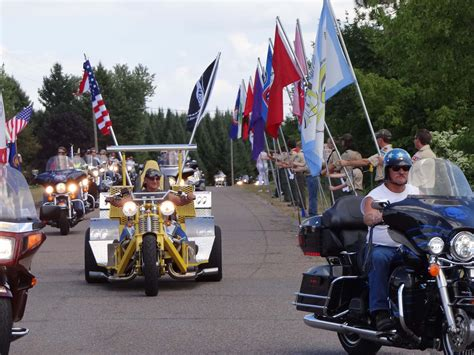 Ride To Remember Motorcycle Rally