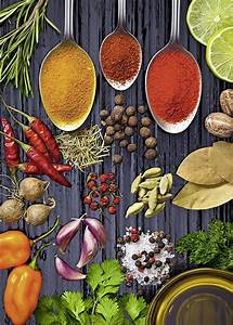 Gift Card Dimensions 1000 Piece Puzzle Herbs And Spices Ravensburger Rb19794 1