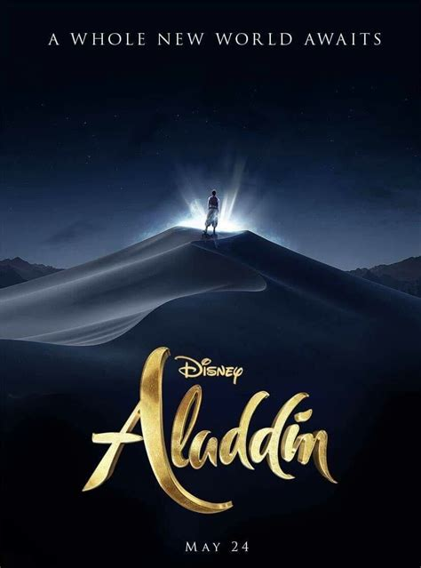 aladdin poster film goblin