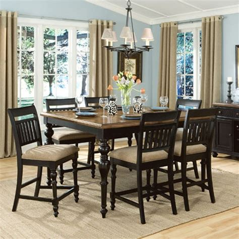 distressed dining room table dining tables