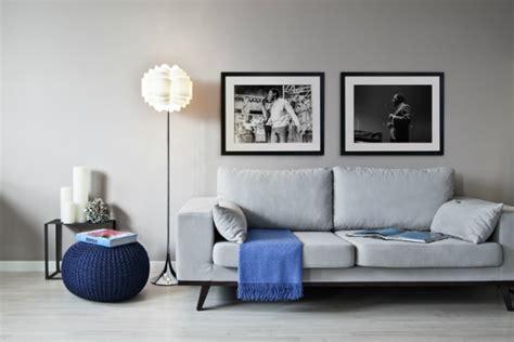 Cuscini Per Divano Azzurro :  Comfort E Stile In Salotto