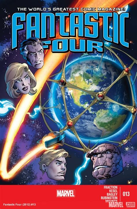 Fantastic Four #13 Review Ign