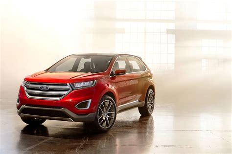 ford edge crossover 2016 ford edge specs review price cnynewcars com