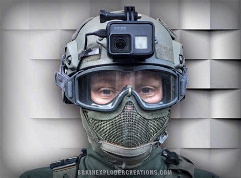 helmet nvg mount gopro hero zaajqy brainexploder