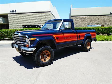 lifted  jeep  honcho pickup custom  sale