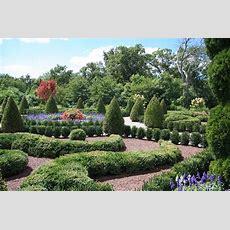 Formal English Garden Hgtv