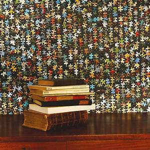 JIGSAW: puzzle pieces wallpaper by Tracy Kendall ...