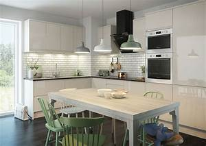 Luna Cream Kitchen Units Cabinets Magnet Kitchens