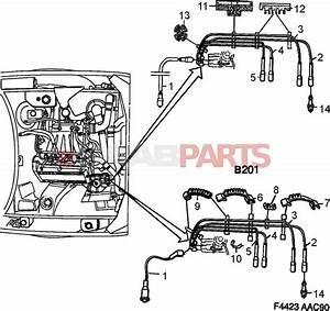 5962485  Saab Spark Plug