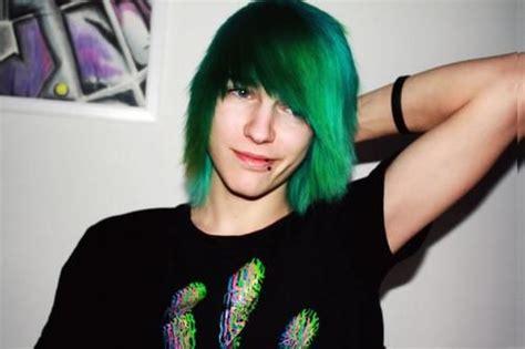 Boy Colored Hair Regular Style