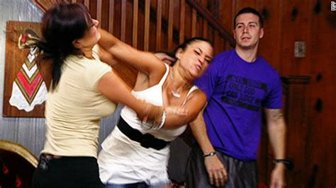 Mean girls: Fighting on reality TV