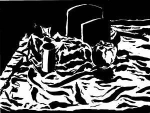 Still Life Black and White by chrisrubenstahl on deviantART