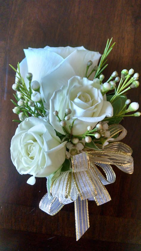 pretty flower corsages  beautiful bridal  bridesmaid