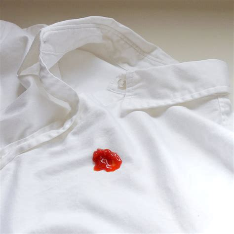 how to get out ketchup stains how to remove ketchup stains popsugar smart living