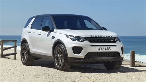 2018 Land Rover Discovery Sport Landmark Edition  Top Speed
