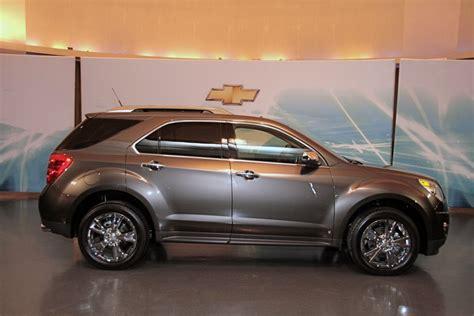 New 2010 Chevrolet Equinox Revealed Ahead Of Detroit Auto