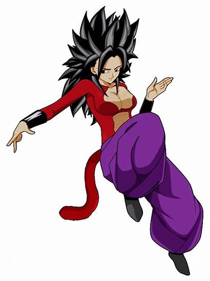 Caulifla Ssj4 Deviantart Dragon Goku Version Groxkof