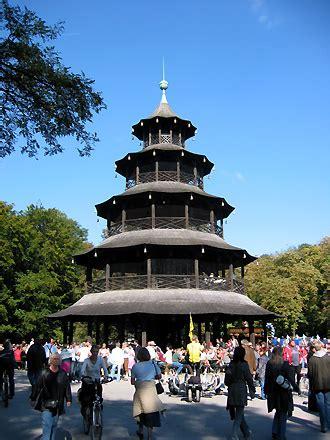 Parken Englischer Garten München Chinesischer Turm by Wandern Mit Gps M 252 Nchen Englischer Garten Chinesischer Turm