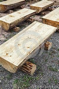 How to Make Log Benches