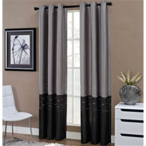 jc penneys curtains horizon grommet top curtain panel found at jcpenney