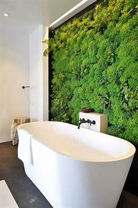11 green plant bathrooms easy decor project idea for for Food to go to the bathroom