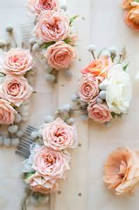 DIY Wedding Hair Combs
